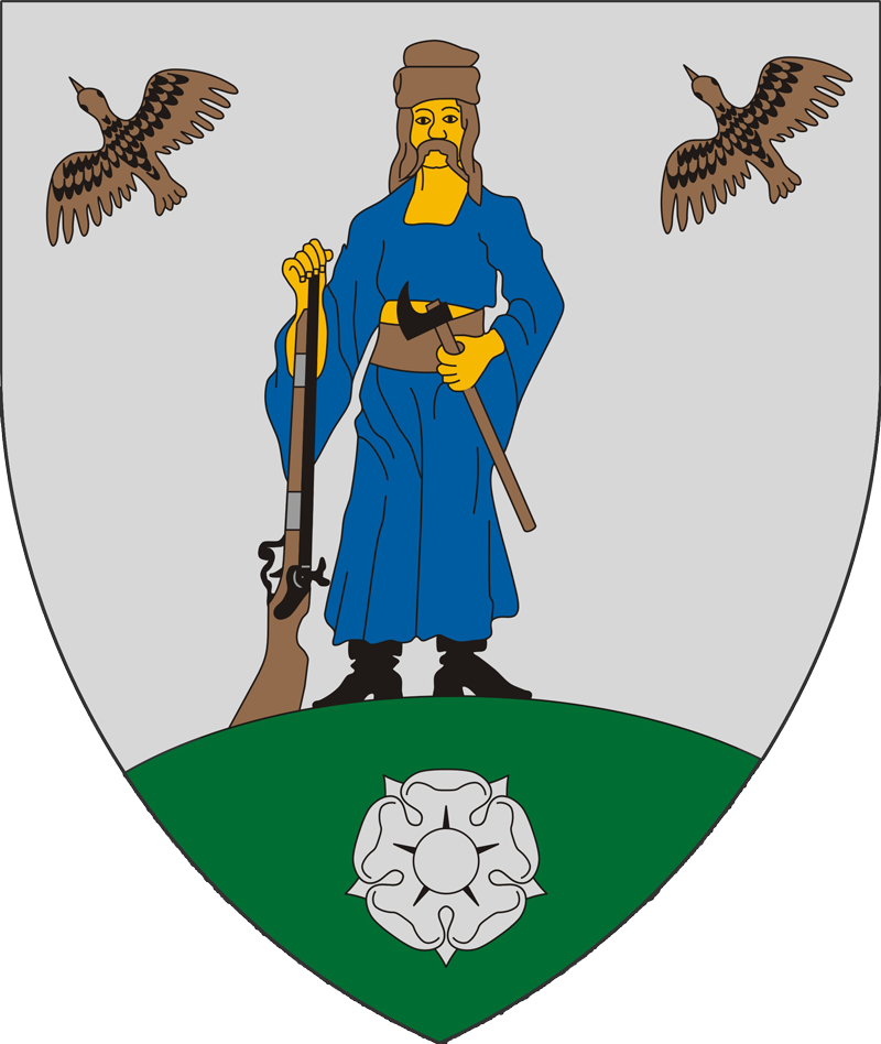 Visnye címer